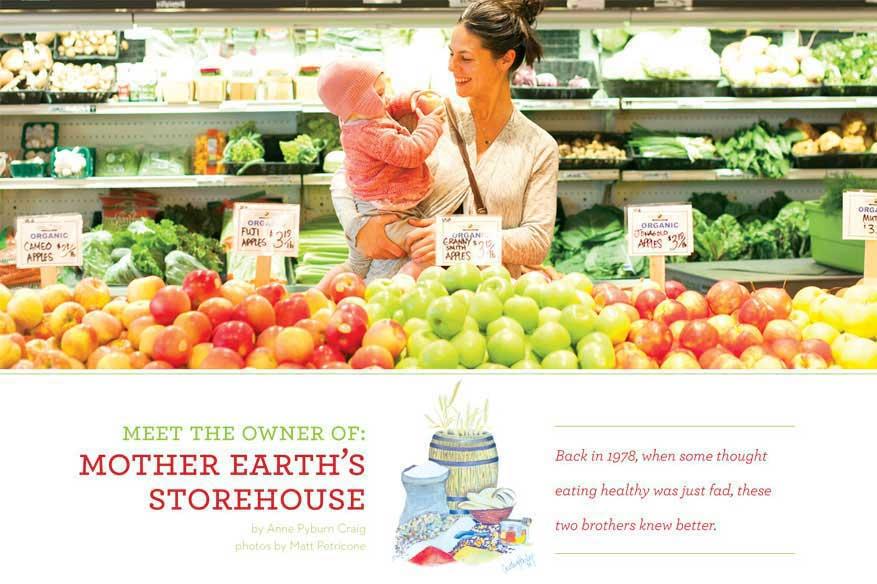 Mother earth poughkeepsie