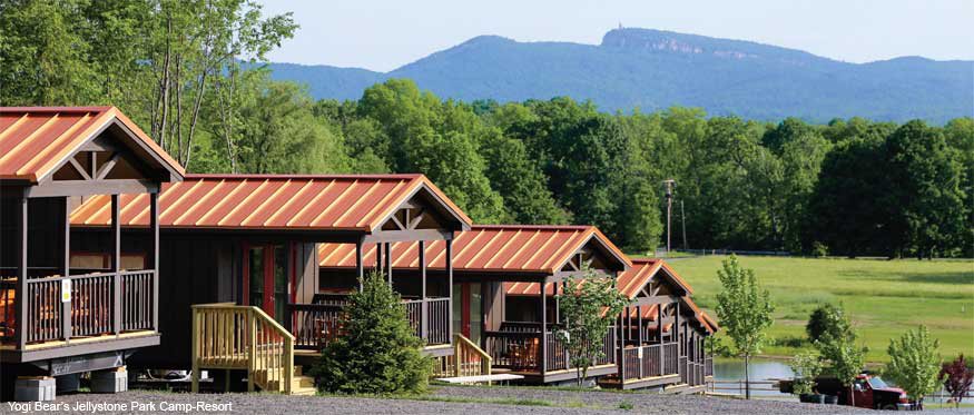 spring 2017 | camping guide to the catskills