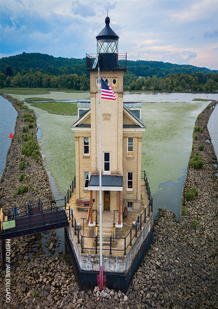 Outstanding 2018 Spring Explore Hudson River Lighthouses Download Free Architecture Designs Rallybritishbridgeorg