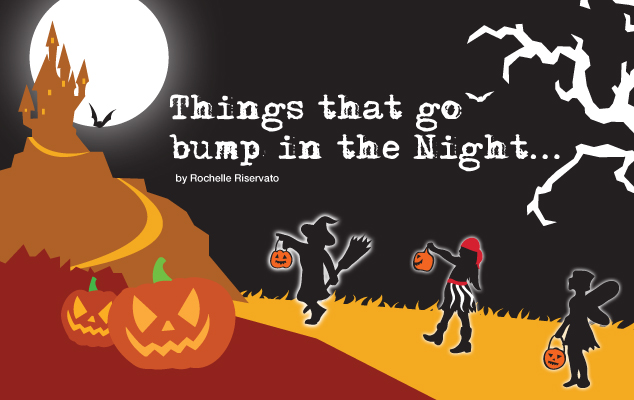 Things that go bump in the night: Halloween in the Hudson Valley