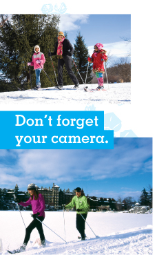 Winter Recreation for the Whole Family