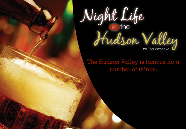 Night Life in the Hudson Valley