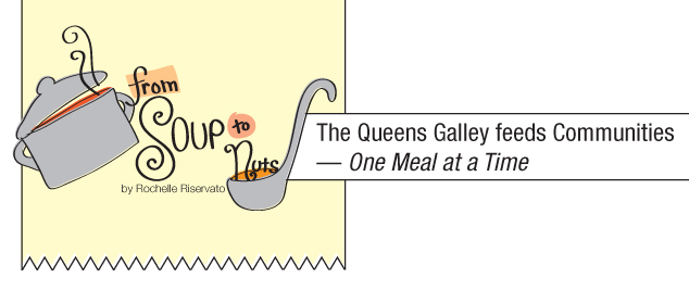 The Queens Galley feeds Communities — One Meal at a Time