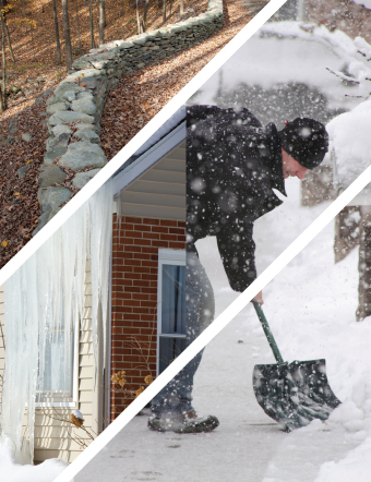 Be Winter-Wise: It's a Great Time for Home Improvement and Preventative Maintenance