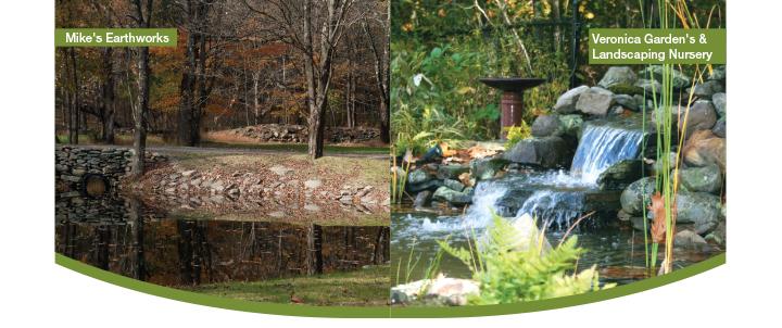 The Serenity of Hand-Built Ponds | VISITvortex | MAGAZINE | ARTICLES