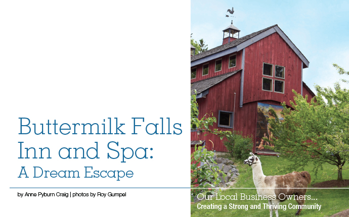 Buttermilk Falls Inn and Spa Images