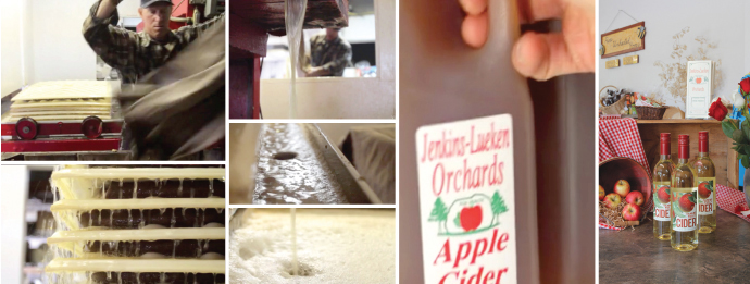 making cider with jenkins-lueken