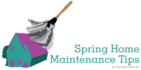 Spring Home Maintenance Tips | VISITvortex | MAGAZINE | ARTICLES on home repair help, home recycling tips, photography tips, home remodeling tips, home inspection tips, home cleaning tips, home buying tips, home insurance tips, home protection tips, home heating tips, home fix-it tips, home repair tips, home energy tips, home care tips, home safety tips, real estate tips, tips for selling your home, home security tips, home management tips, home decor tips, home design tips, home storage tips, home improvement, home selling tips, home marketing tips,