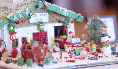 Mohonk Mountain House Gingerbread Competition 2017