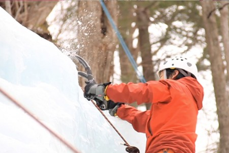 Ice Climbing the Catskills
