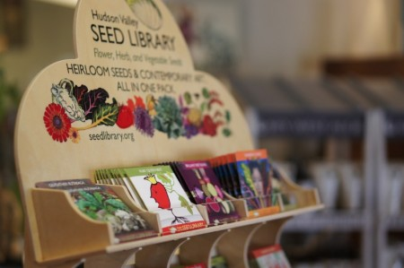 The Hudson Valley Seed Library