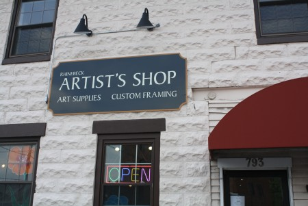 Rhinebeck Artists Shop of Kingston