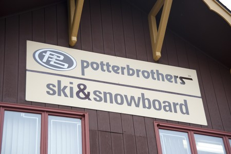 Potter Brothers Shop