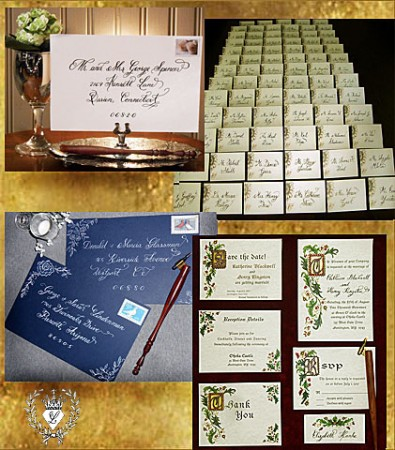 Designs By Lorise Calligraphy and Stationery