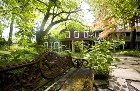 Buttermilk Falls Inn