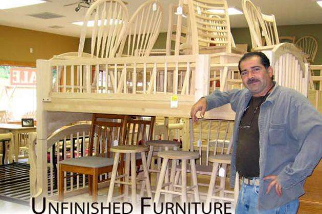 Charmant Bare Furniture