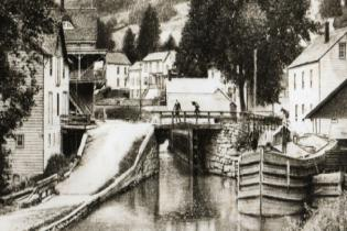 History of the D&H Canal