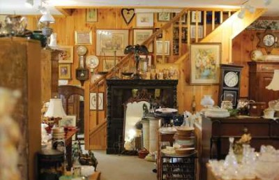 THE VILLAGE ANTIQUE CENTER