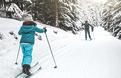 TOP PLACES TO CROSS-COUNTRY SKI