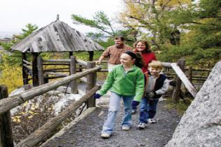 HIKE the diverse grounds of Mohonk