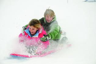 WINTER SPORTS and outdoor fun