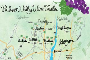 Hudson Valley Wine Trails