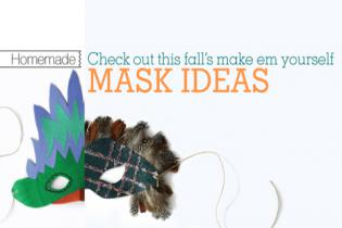Homemade Mask Ideas