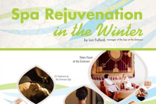 Spa Rejuvenation in the Winter