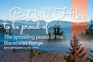 Catskill Hike to be proud of