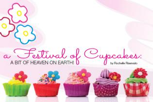 a Festival of Cupcakes