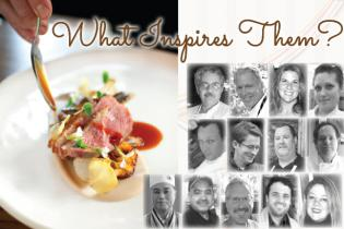 Local Chefs, What Inspires Them?