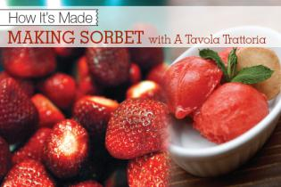 How It's Made: Making Sorbet
