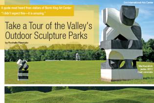 Tour Outdoor Sculpture Parks