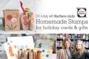 DIY Activity with fiberflame studio