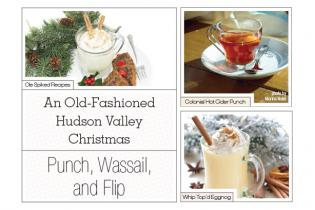 Punch, Wassail and Flip