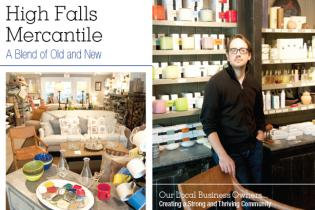 Profile: High Falls Mercantile
