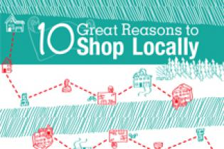10 Great Reasons to Shop Locally