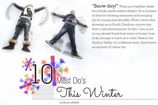 10 Must Do's This Winter