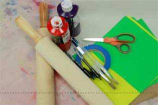 Making Gift Wrap and More