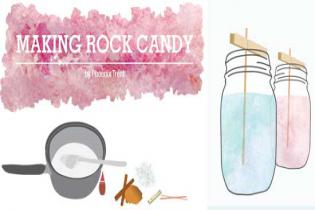 MAKING ROCK CANDY