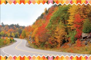 SCENIC DRIVES Through Upstate NY