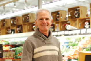 MEET THE OWNER EMMANUEL'S MARKET PLACE