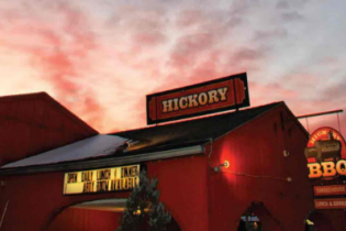 local eatery spotlight - HICKORY BBQ AND SMOKEHOUSE