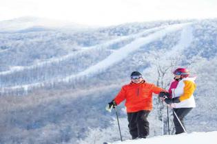 4 WINTER SKI WEEKENDS IN THE CATSKILLS