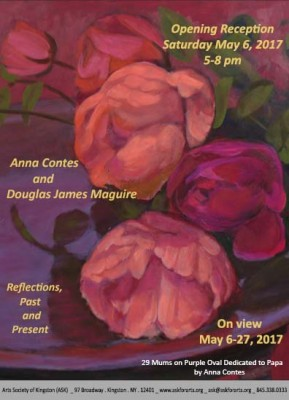 Anna Contes and Douglas James Maguire - Reflections, Pa...