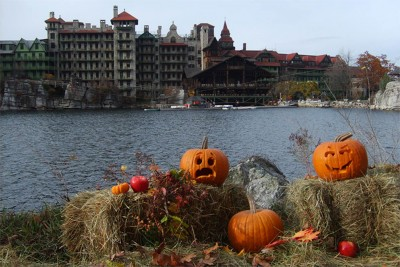 Halloween Haunts and Happenings