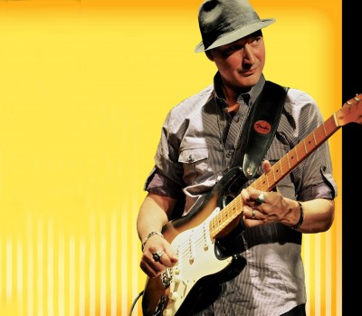 Blues on Broadway presents Murali Coryell