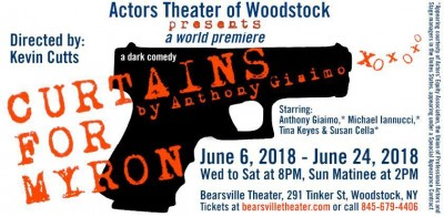 Curtains for Myron, Presented by the Actors Theatre of...