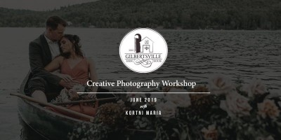 Creative Photography & Business Workshop with Kortni Ma...