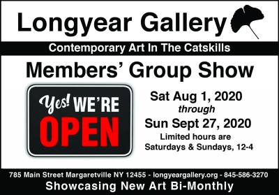 Longyear Gallery Reopens With Members' Group Show